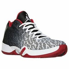 b67028aa09b NEW Mens Air Jordan XX9 Low 828051-101 White/Black-Gym Red Basketball SZ 11