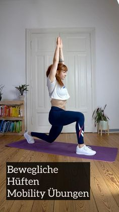 Fitness Workouts, Easy Workouts, Yoga Fitness, At Home Workouts, Fitness Motivation, Pilates, Fitness Tips For Men, Holiday Workout, Gymnastics Videos
