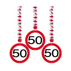 Traffic Sign Party Hanging Decor 3 - Birthday Decorations Age for sale online 21st Party, 70th Birthday Parties, 1st Birthday Girls, Construction Birthday, Birthday Decorations, Hanging Decorations, Party Signs, Halloween Party Decor, Party
