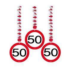 knutselen versiering verjaardag 50 jaar - Google zoeken