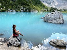 Meine Top Hotspots der Dolomiten! Was ihr nicht verpassen solltet! - Moosbrugger Climbing Niagara Falls, Climbing, Places To Go, Water, Outdoor Decor, Travel, Mountains, Destinations, Vacation