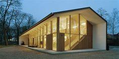 The restoration Center, Berlin UTArchitects