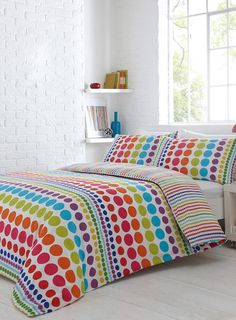Carnival bedding set from Bhs.