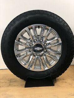 20 Wheels, Black Wheels, Rims And Tires, Wheels And Tires, Goodyear Wrangler, Sierra 2500, Chevrolet Silverado 2500, New Trucks, Aluminum Wheels