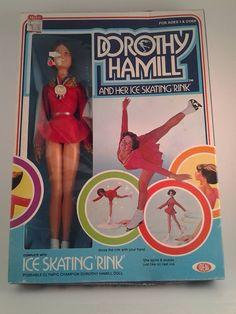 Dorothy Hamill Doll -- @Stacey Farris bwahahahahaha!!!!