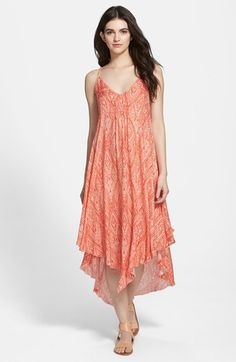 Free People 'Knot For You' Slipdress available at #Nordstrom