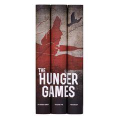 Hunger Games Trilogy from Juniper Books