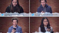 Kanadische Kinder lesen fiese Tweets vor. - CSSN