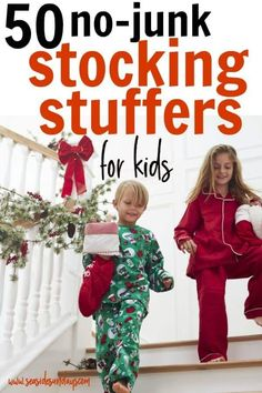 Stocking stuffers fo