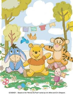 Disney's Winnie the Pooh and Friends:)