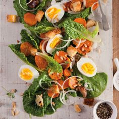 Lungi Nhlanhla in MyKitchen shared her bright anchovy and sweet potato salad with us. Check her out at Lungi's Corner for even more deliciousness. Salad With Sweet Potato, Potato Salad, Serving Platters, Seaweed Salad, Lettuce, Avocado Toast, Sour Cream, Cobb Salad, Seafood