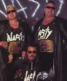 nasty boys with jimmy hart