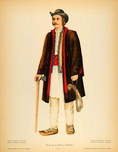 *etnobiblioteca* Traditional Art, Traditional Outfits, Folk Costume, Costumes, Ukrainian Art, Folk Embroidery, Medieval Clothing, Romania, Kimono Top