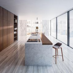 """6,002 Likes, 39 Comments - Archiproducts (@archiproducts) on Instagram: """"This modern kitchen line has a powerful technical and aesthetic impact. The design makes the most…"""""""