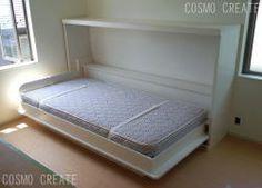 壁収納ベッド横型シングル収納付②(東京都豊島区Y様邸)