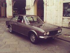 Fiat 124 Coupé Sport