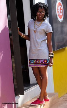 Look at this Stylish african fashion outfits African Inspired Fashion, African Print Fashion, Africa Fashion, Fashion Prints, Tribal Fashion, African Print Dresses, African Fashion Dresses, African Prints, Nigerian Fashion