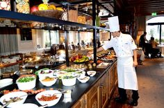 Brunch at The Alpina Gstaad. Every Sunday from 12 p. to 3 p. in our Restaurant Sommet. Brunch, Sunday, Restaurant, Food, Gourmet, Kitchens, Domingo, Diner Restaurant, Essen
