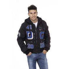 Dolce & Gabbana Men's Varsity Jacket DARK BLUE #DOLCEGABBANA #DesignerJacket