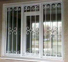 Iron Windows, Sliding Windows, Windows And Doors, Wrought Iron Window Boxes, Wrought Iron Doors, Balcony Grill Design, Window Grill Design, Main Door Design, Gate Design