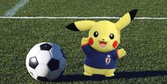 Rumor: Pokemon World Cup merchandise to hit shelves in May 2014