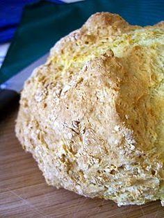 Traditional Irish Soda Bread. Loved it when my grandma made Irish soda bread....warm with butter! YUM!!