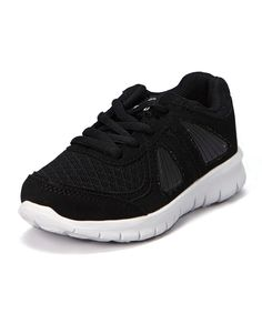 Black & White Contrast Sneaker