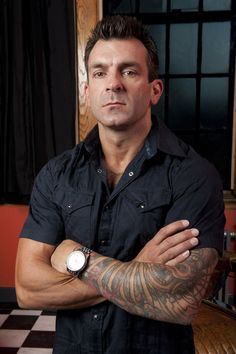 Picture: Shane O'Neill in 'Ink Master.' Pic is in a photo gallery for 'Ink Master' featuring 147 pictures. Tatuajes Tattoos, Tatoos, Lea Vendetta, Ink Master Tattoos, Tattoo Nightmares, Ink Link, Real Tv, Spike Tv, Celebrity Look