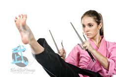 Commercial Martial Arts and Stock Photography Female Martial Artists, Martial Arts Women, Karate Kick, Tough Woman, Teen Girl Poses, Beautiful Athletes, Action Poses, Women's Feet, Sexy Asian Girls