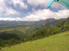 Tour de vuelo en parapente con instructor con Alaventura