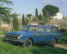GAZ 24-02 Volga Universal