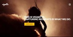 Vignette - A Stunning Responsive Wordpress Portfolio Theme for Photographers and models - Platina Studio Blog