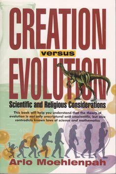 Creation Versus Evolution