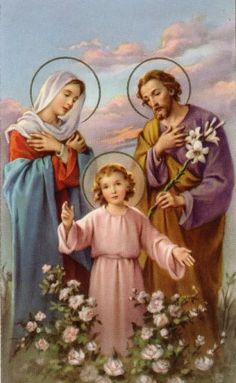 Let us pray for peace in our families  Father, help us to live as the Holy Family, united in respect and love.   Bring us to the joy and peace of your eternal home. Grant this through our Lord Jesus Christ, your Son, who lives and reigns with you and the Holy Spirit, one God, for ever and ever.