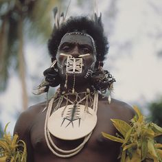 "Solomon Islands | ""Nela Dancer"". Santa Cruz Island. 