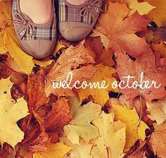 Welcome October leaves @hearthandmadeuk