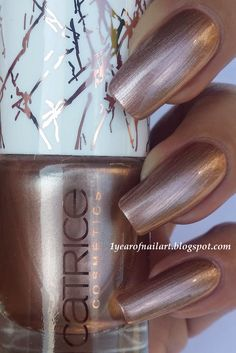 Swatch Catrice Limited Edition Metallure C03 Metalight