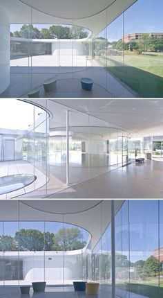 Glass Pavilion at the Toledo Museum of Art / SANAA