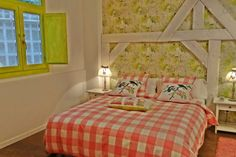 Habitación con encanto. Pensión LÓRIEN  (200 m.beach) - Apartamentos en alquiler en Zarautz. País Vasco. España