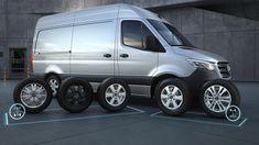 Benz Sprinter, Mercedes Benz, Vans, Outdoors, Vehicles, Van, Car, Outdoor Rooms, Off Grid