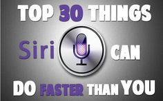 With the release of the iPhone 5 and iOS 6 Siri became a little smarter. But what good is she if you are not taking full advantage of all her time-saving capabilities? Quite often I hear people s...