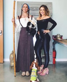 Kitty Kats, Mermaids, Sandy, & The Pom Herder!! Our Fave Costumes – ToneItUp.com