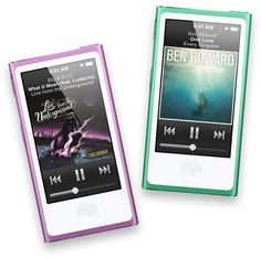 Apple - iPod nano (7th gen.) with Multi-Touch. Video and bluetooth! I want it!!