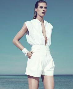 Harpers Bazaar - Chic Easy Pieces