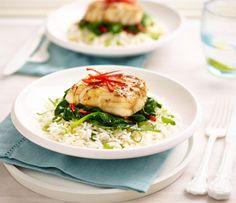 The creamy raspberry pie - Healthy Food Mom Gourmet Recipes, Dinner Recipes, Healthy Recipes, Oriental, Tasty, Yummy Food, Coconut Shrimp, Cauliflower Rice, Salmon Burgers