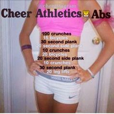 CHeer Athletic Abs