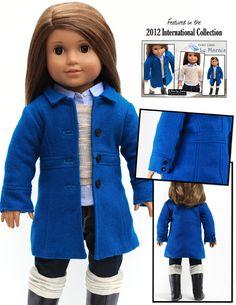 Le Marais LJC Doll Clothes Pattern