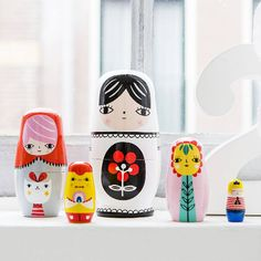 Are you interested in our wooden nesting dolls? With our traditional children's toy you need look no further.