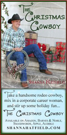 The Christmas Cowboy - a holiday romance by Shanna Hatfield benefitting the Justin Cowboy Crisis Fund.