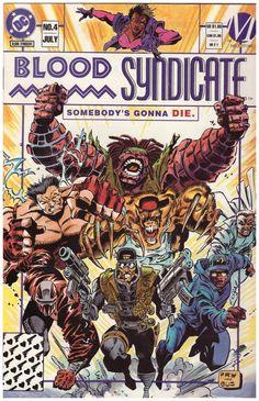 The Doom Patrol  #4 January 1988 DC Comics